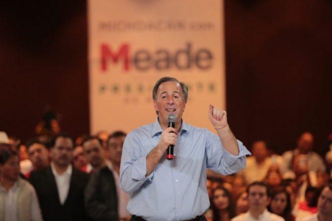 Ley de Extinción de Dominio, para combatir corrupción: Meade