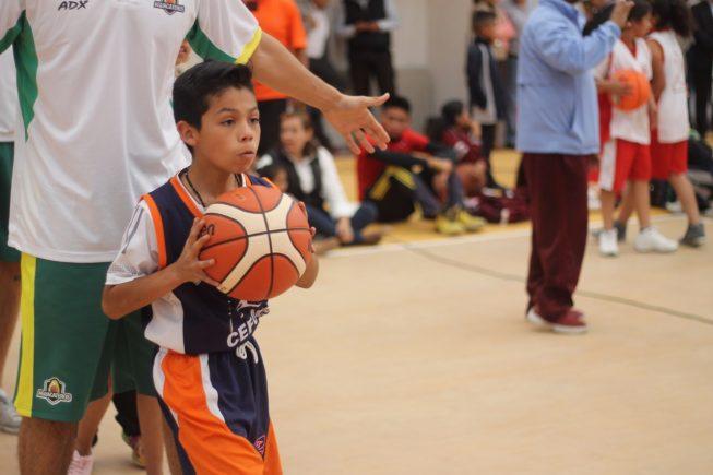 Academias de basquetbol iniciarán en Cenobio Moreno