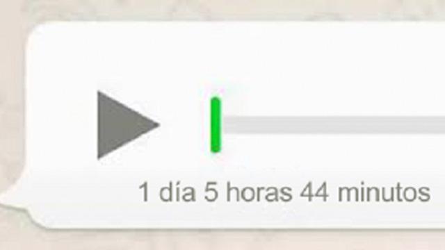Ya puedes convertir los enormes audios de WhatsApp en texto
