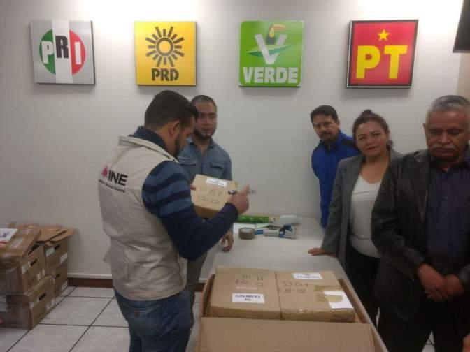 Aplica INE exámenes a aspirantes a funcionarios electorales