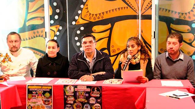 Serán gratuitos los espectáculos de la Feria Monarca 2018 en Zitácuaro Michoacán
