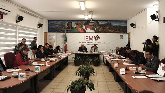 Aprueba el IEM 57 solicitudes de aspirantes a candidatos independientes