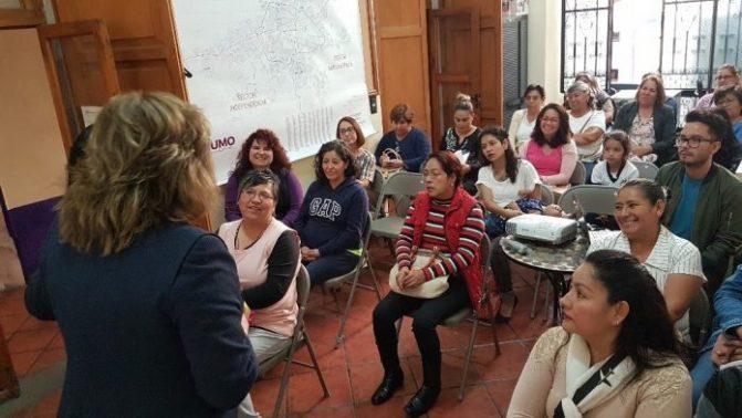 IMUMO ofrecerá cursos terapéuticos para mujeres morelianas