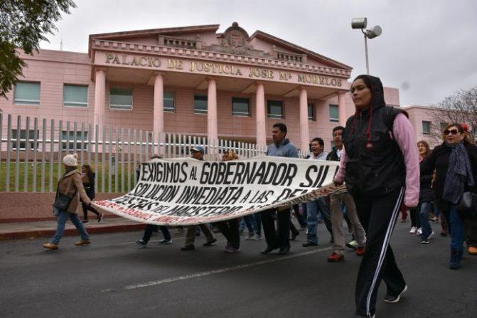 Autoridades deben ser más duras ante manifestaciones de la CNTE: CANACINTRA