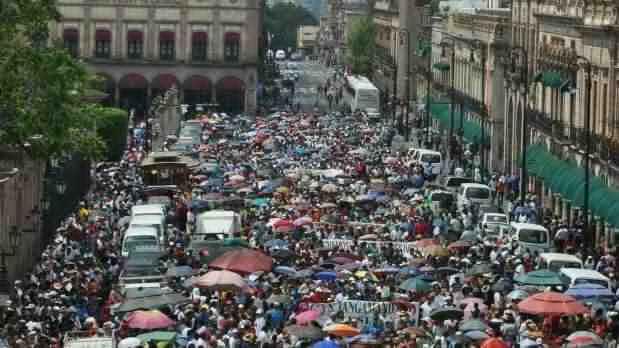Continuarán este Lunes movilizaciones de sindicatos nicolaítas