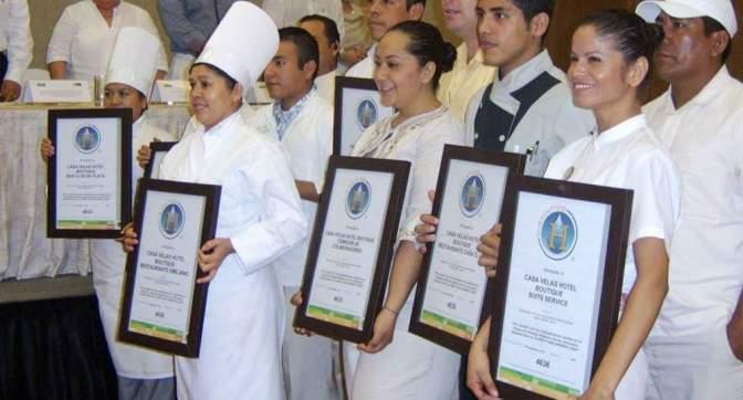 30 establecimientos michoacanos obtienen certificado de sanidad e higiene