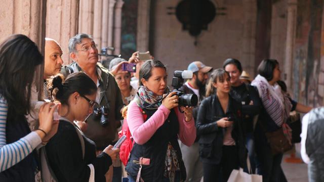 Esperan guías de turistas que inseguridad no afecte afluencia en Semana Santa