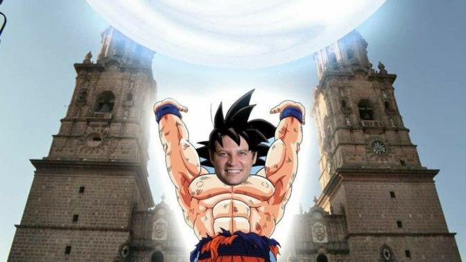 Tunden con memes a Alfonso por encuesta sobre Dragón Ball