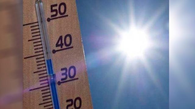 EL termómetro podría rebasar los 40° C en Michoacán