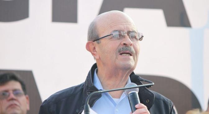 Fausto Vallejo se dice firme en la candidatura del PES por Morelia