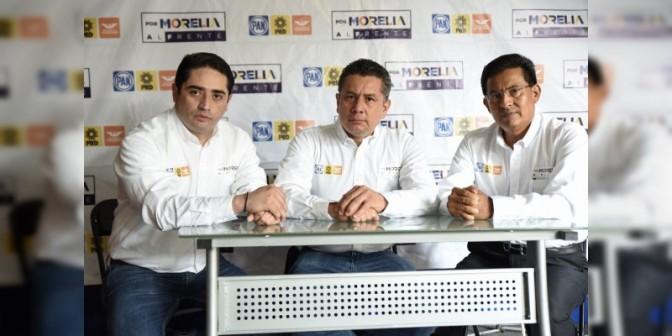 La ciudadanía vive en pánico y psicosis por la inseguridad en Morelia: Eduardo García Chavira