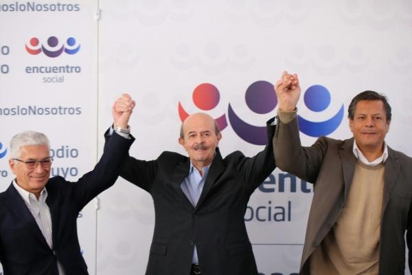 Fausto Vallejo sí va por la alcaldía municipal de Morelia