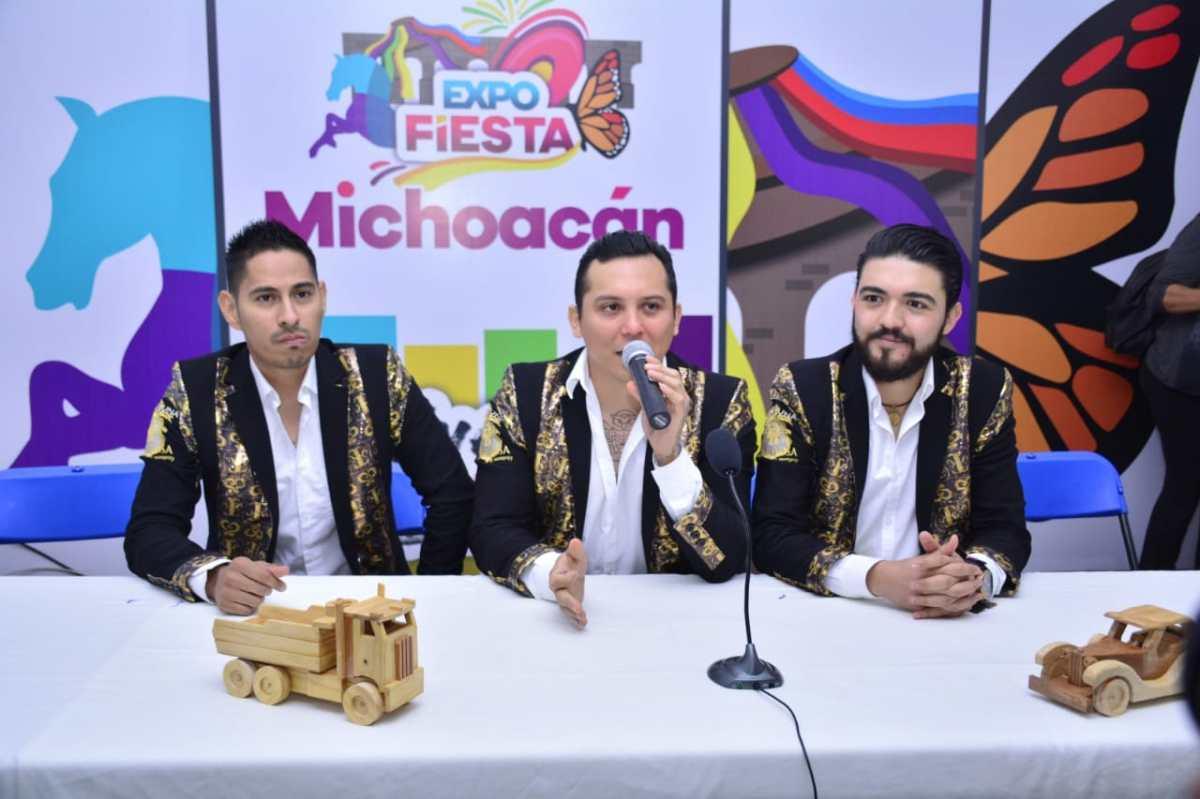 Disfrutan Michoacanos a La Trakalosa en la Expo Fiesta 2018