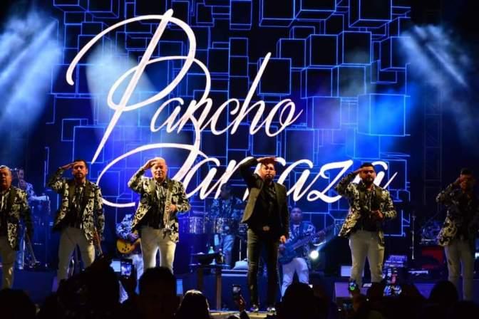 Suena el ritmo de banda con Pancho Barraza en la Expo Fiesta Michoacán 2018
