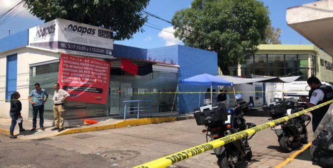 Asesinan a sindicalizado del OOAPAS