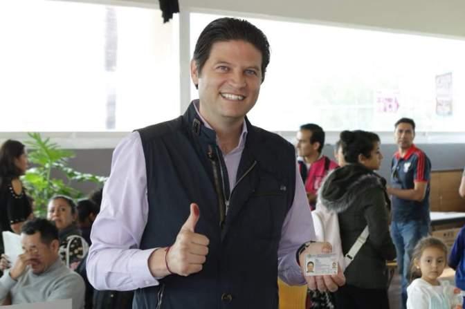 """ALFONSO MARTÍNEZ NO CONFÍA EN EL PREP, ESPERARÁ Y DE HABER """"FALLO""""ACUDIRÁ AL """"VOTO POR VOTO"""""""