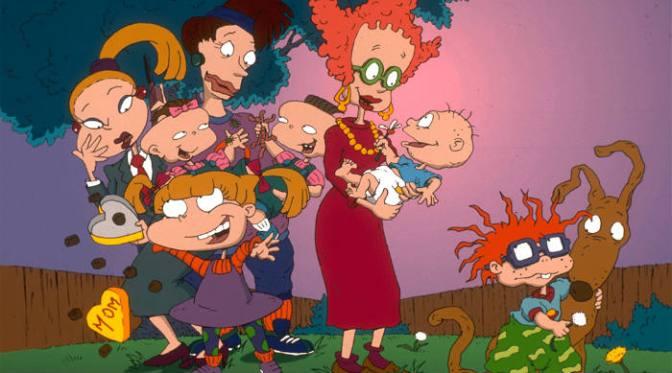 ES OFICIAL: ¡'Rugrats' regresa para pegarte en toda tu nostalgia noventera!