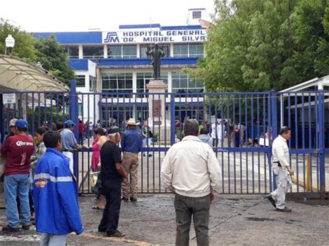 Afecta a 9 mujeres en hospital de Morelia