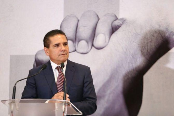 Promete Silvano que el homicidio de la niña Valentina no quedará impune