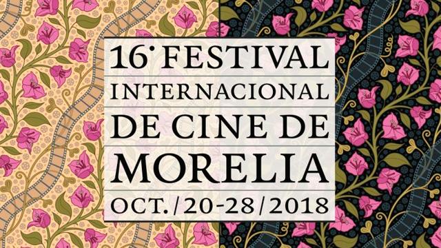 ¿Qué significa la imagen del 16 Festival Internacional de Cine de Morelia?