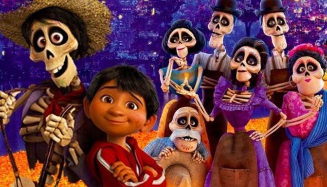 """Triunfa la película de """"Coco"""" en los Premios Imagen"""