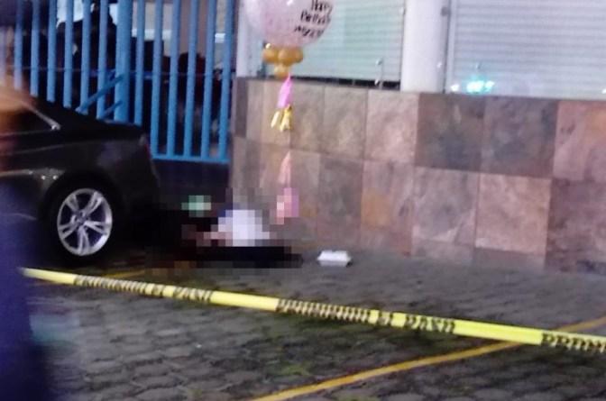 Dos muertos y un herido tras ataque en restaurante de Morelia