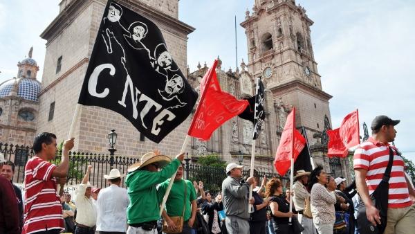Bloqueará CNTE accesos a la ciudad; demandan el pago de adeudos