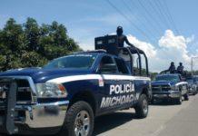 Detiene SSP a 12 con armas y vehículos robados, en Salvador Escalante