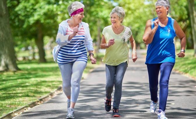 Caminar te puede salvar sufrir insuficiencia cardíaca