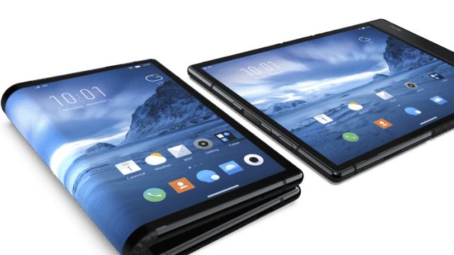 Samsung mostrará hoy su teléfono plegable, y nadie sabe cómo será