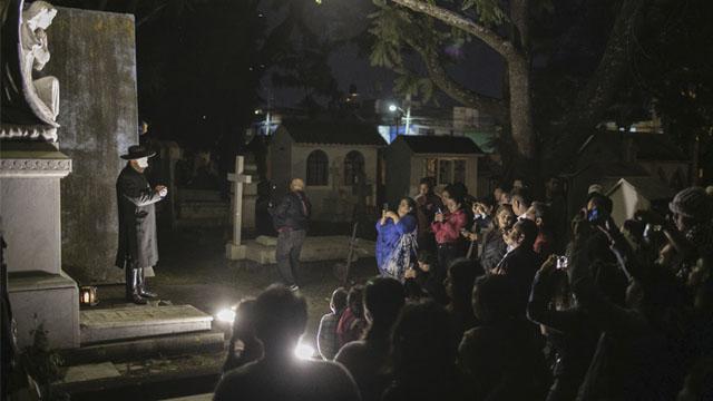 Realizarán recorridos al Panteón Municipal de Morelia