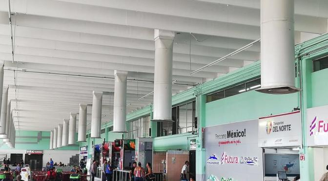 Central de Autobuses - Conexión Michoacán