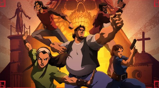 Netflix tendrá un anime basado en la cultura mexicana