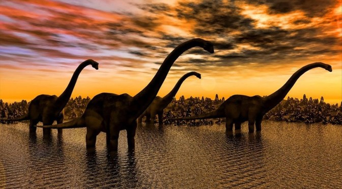 El asteroide que acabó con los dinosaurios también acidificó el agua marina