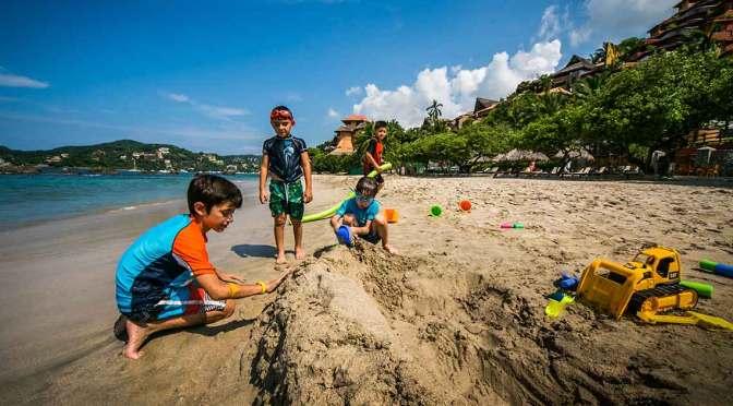 Cosas qué hacer en Ixtapa Zihuatanejo ¡Una playa económica!