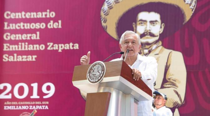 Habrá desfile para conmemorar la Revolución Mexicana: AMLO