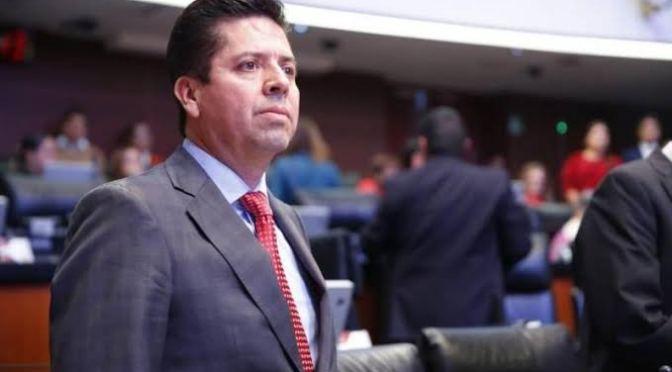 Toño García dispuesto a cooperar para diversificar la política exterior