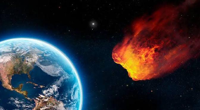 Gigantesco asteroide se acercará a la Tierra en Navidad